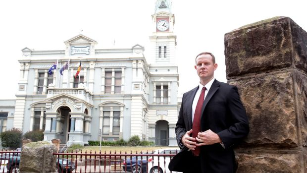 """Leichhardt mayor Darcy Byrne says the state government has had """"its head in the sand""""."""
