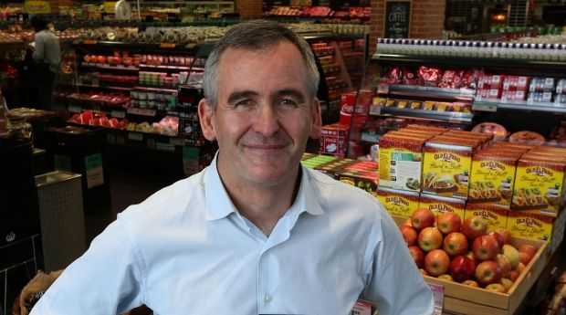 Brad Banducci has the daunting task of restoring Woolworths' supermarket fortunes.