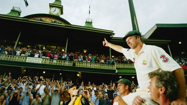 Former Australian cricket captain Steve Waugh says it wasn't easy telling people they were dropped.