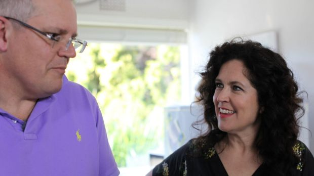 It didn't get too hot in the kitchen when Scott Morrison featured on Annabel Crabb's Kitchen Cabinet.