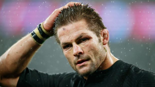 Richie McCaw: ''The silver fern has always been the special symbol on the All Blacks jersey.''