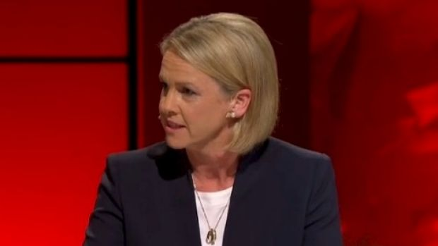 """Assistant Health Minister Fiona Nash said that after """"significant investment"""" in policing borders and streets to combat ..."""