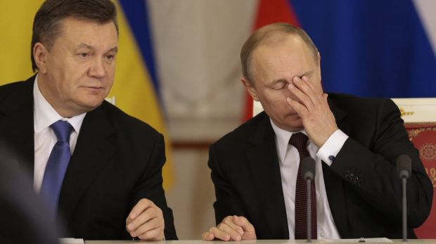 Image result for photos of paul manafort and t Viktor Yanukovych