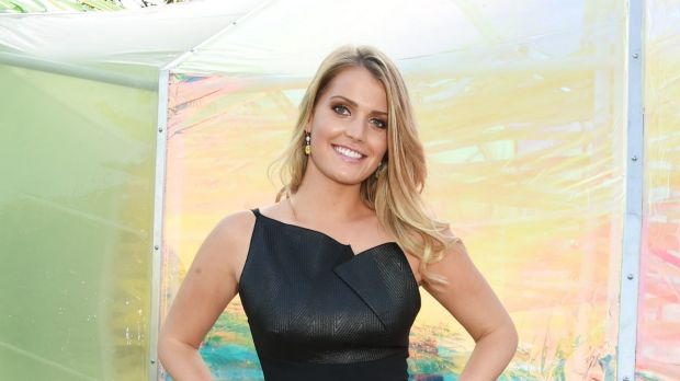Lady Kitty Spencer, the niece of the late Princess Diana, is Flemington bound.