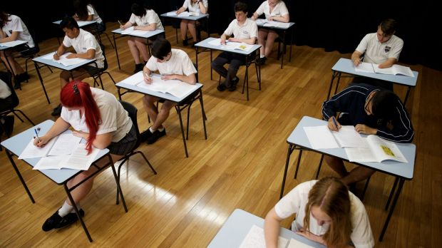 In 10 years' time, today's numbers (that is the students' HSC results) will be forgotten.