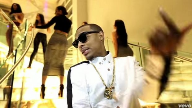 The Mehajer staircase was featured in a video by rapper Bow Wow.