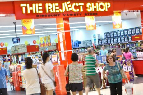 The Reject Shop is being sued over the alleged mouse find.