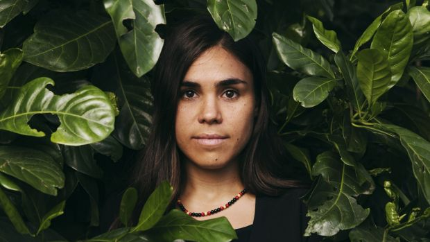 Amelia Telford, a Bundjalung woman from Tweed Heads, is the Young Conservationist of the Year.