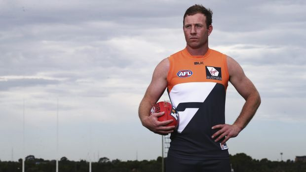 GWS Giants recruit Steve Johnson has been rested for Thursday night's NAB Challenge game against the Western Bulldogs at ...
