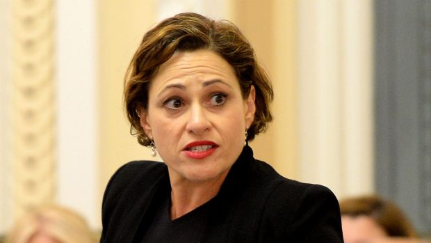 Jackie Trad has moved to head off Opposition attacks over the Rob Pyne saga.