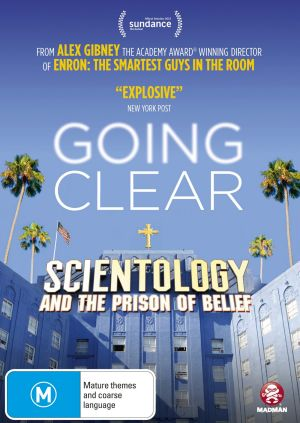 Going Clear DVD