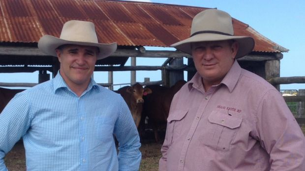 Katter's Party Australia MPs Robbie Katter and Shane Knuth say they won't support the government's alcohol laws unless ...