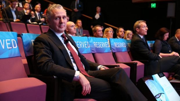 Telstra chief executive Andy Penn is set to sign a contract with NBN Co to upgrade its networks by February 2016.