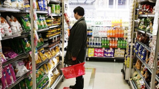 Australia's two largest supermarkets ask suppliers for detailed business information when they want to raise their ...