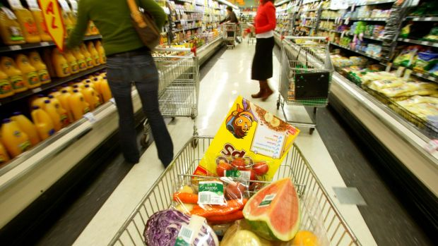 Woolworths prices are about the same as Coles, according to Choice.