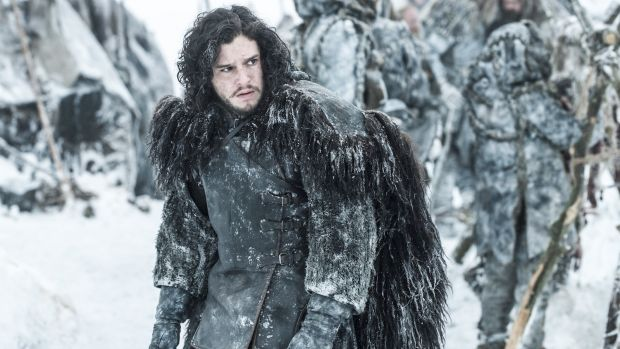 Kit Harington played Jon Snow in Game of Thrones.
