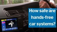 GPS systems in cars