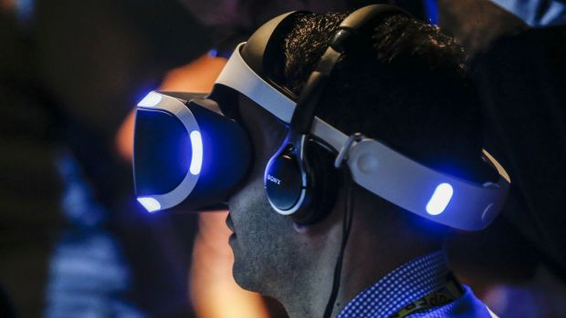 Immersive reality technology could have important applications for small business.