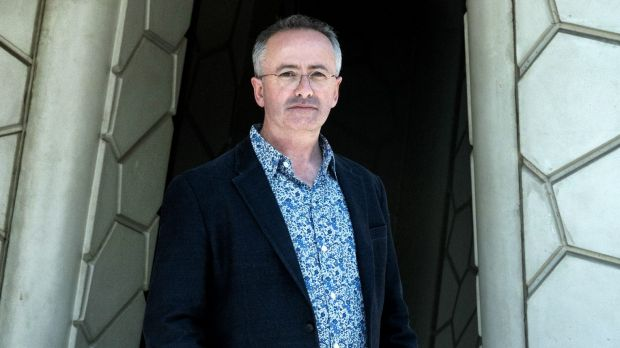Andrew Denton has resurfaced, after being out of the public eye for three years, to talk about dying.