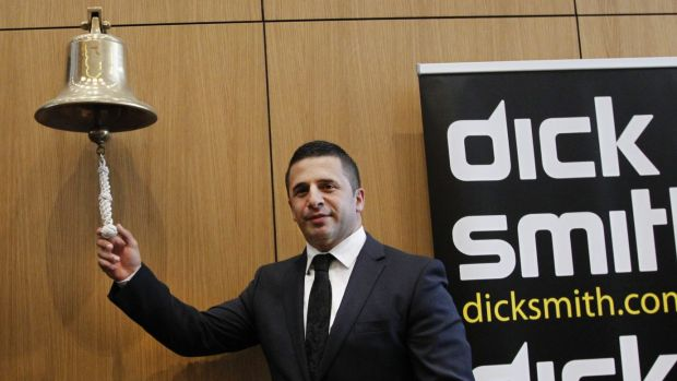 Former Dick Smith chairman Phil Cave and CEO Nick Abboud have been summonsed to appear in court for examination by Dick ...
