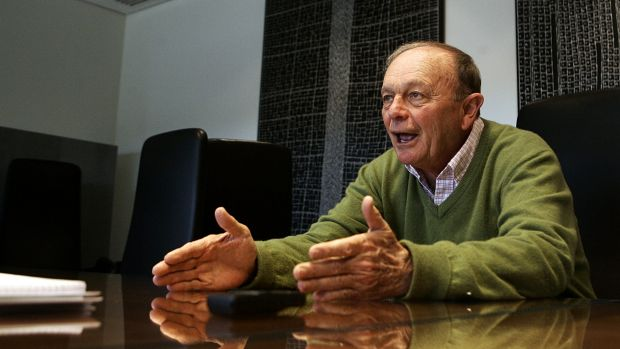 "Harvey Norman executive chairman Gerry Harvey is enjoying being in the middle of a ""hot sector""."