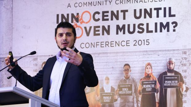 Wassim Doureihi called for unity on issues that affect the Muslim community.