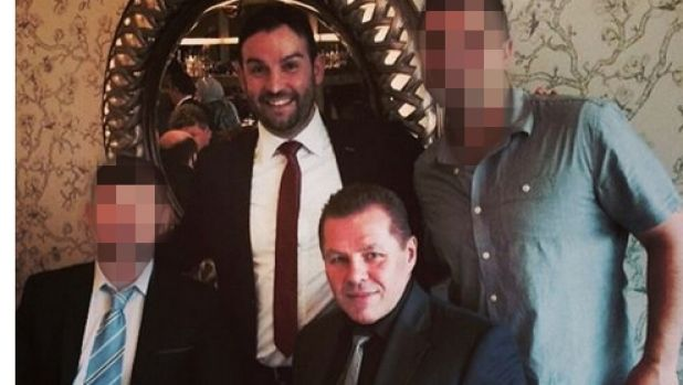 Liverpool councillor Peter Ristevski is accused of blackening the party's name, including by associating with a ...