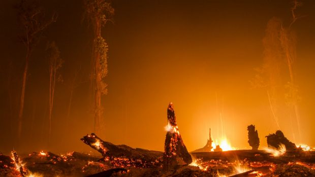 Last year, Indonesia's annual fire season was made worse by the El Nino-linked drought.