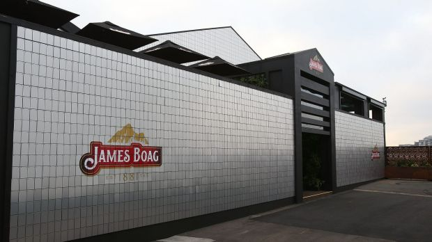 Lion's James Boag brewery will have 39 jobs cut as 20 million litres of beer production gets transferred to the mainland ...