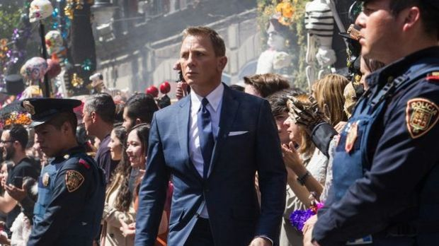 The producers of <i>Spectre</i> were paid $28 million in incentives to portray Mexico City in a flattering light.
