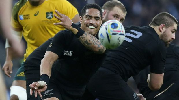 Aaron Smith has been rated one of the best rugby players in the world.