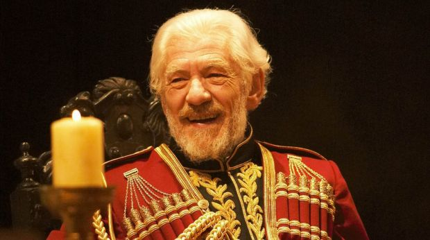Tickets, please ... Ian McKellen, here playing the title role in an RSC production of King Lear, will take on the role ...