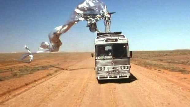 Broken Hill came to notoriety in the 1994 film 'The Adventures of Priscilla, Queen of the Desert'.