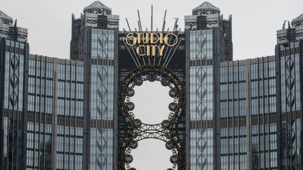 Melco Crown's $4 billion Batman-themed Studio City casino opened in October against a backdrop of plummeting revenue in ...