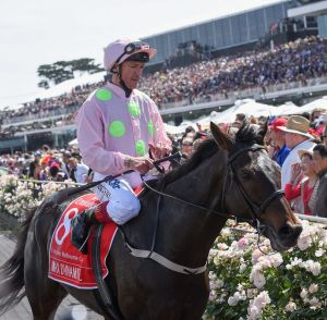 The internationals didn't have it all their own way in the Melbourne Cup. French horse Max Dynamite did best, coming in ...