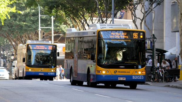Pensioners and seniors would have free off-peak travel on Brisbane buses under a Greens policy announced on Friday.