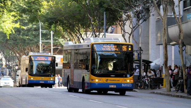 Participating union-member bus drivers would not be accepting fares on Friday.