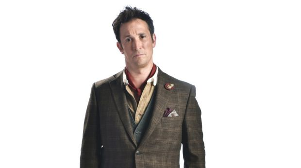 Noah Wyle in <i>The Librarians</i>.