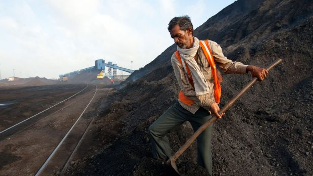 Adani's giant coal mine in the Galilee Basin aims to export mainly to India.