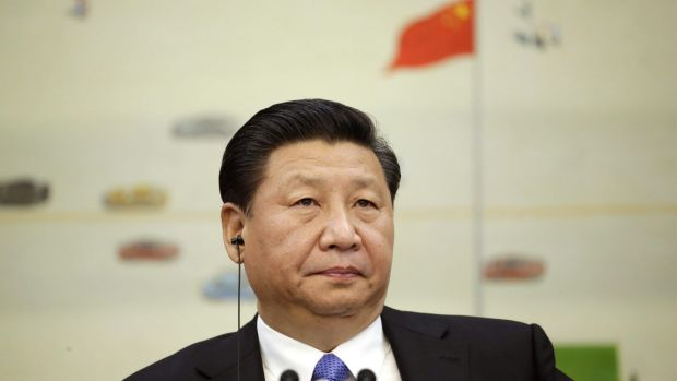 Chinese President Xi Jinping in Beijing earlier this month.