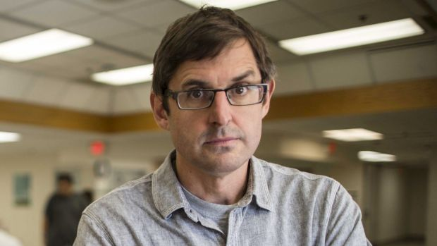 Taking another look at Jimmy Savile and his crimes ... Louis Theroux.
