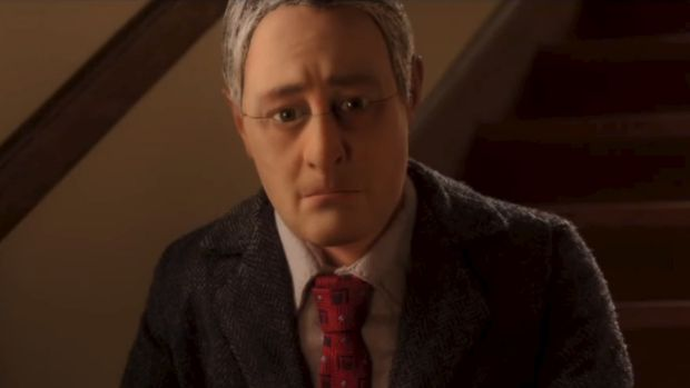 Melancholy moment ... Michael in <i>Anomalisa</i>.