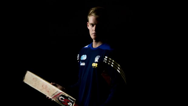 Blake Macdonald will make his ACT Comets debut in the Futures League game against South Australia at Manuka Oval.