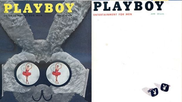 Vintage <i>Playboy</i> magazines are hot property for collectors.