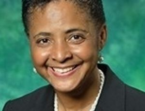 Dorothy Bland, dean of the University of North Texas school of journalism, who was stopped by police and asked to ...