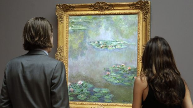 Sotheby's share price is down 58 per cent, meaning rich people are spending, and it's bad news for emerging markets, ...