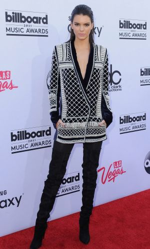 Kendall Jenner at the 2015 Billboard Music Awards in Las Vegas on May 17.