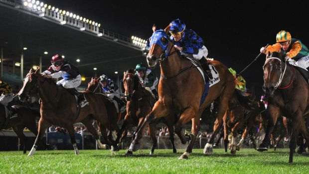 Buffering wins at Moonee Valley last month.