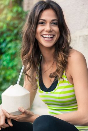 Peta Shulman, founder of the wellness subscription business GoodnessMe Box.