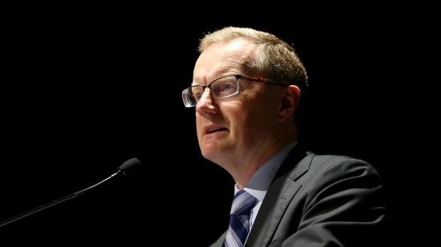 "Philip Lowe said he was surprised, disappointed and concerned with ""recent problems with the data relating to banks' ..."